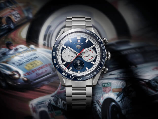 TAG HEUER 160 YEARS ANNIVERSARY COLLECTION