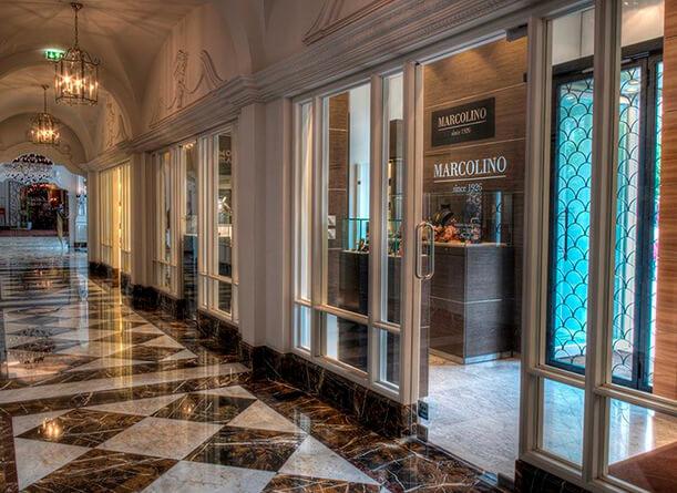 Loja Hotel Intercontinental