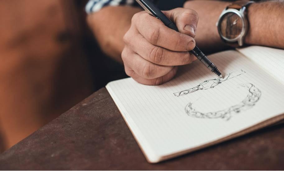 Design e Customização de Joias